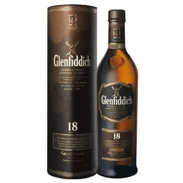 格蘭菲迪18年單一純麥蘇格蘭威士忌 700ML, 40%