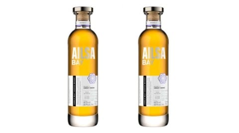 Ailsa Bay Blockchain Whisky