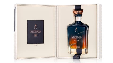 約翰走路推出John Walker&Sons Private Collection 最終新品